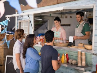 Popular Food Van Sunshine Coast