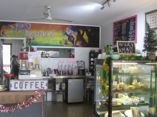 'Mad Donnas' - A Cafe with Character