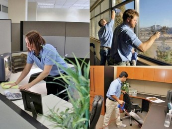 Commercial Cleaning Business - ACJ242