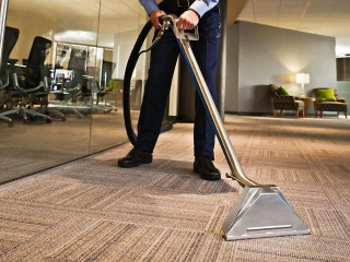 Commercial Carpet Cleaning & Restoration Business