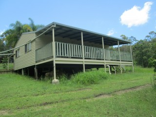 HOME ON 12 ACRES AT WOLVI