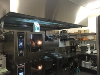 Reduced Commercial Kitchen & Café - Main St Location
