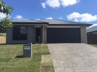 Brand New Home with bushland views
